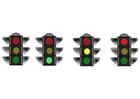Afbeelding verkeerslichten