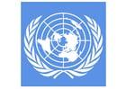 Afbeelding vlag verenigde naties