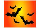 Afbeelding vleermuizen