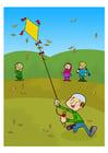 Afbeelding vliegeren