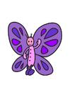 Afbeelding vlinder