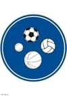 Afbeelding voetbal toegestaan