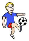 Afbeelding voetballen