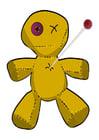 Afbeelding voodoo pop