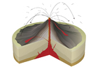 Afbeelding vulkaanuitbarsting