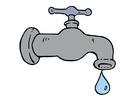 Afbeelding waterverbruik