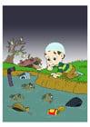 Afbeelding watervervuiling