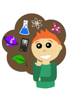Afbeelding wetenschappen