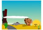 Afbeelding woestijn