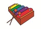Afbeelding xylofoon