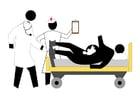 Afbeelding ziekenhuis - geboorte
