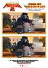 Afbeelding zoek de verschillen - Kung Fu Panda 2