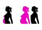 Afbeelding zwanger
