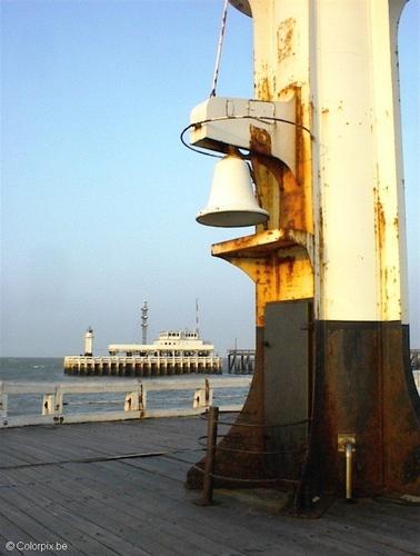 bel aan havenlicht - staketsel