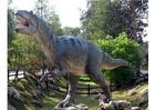 Foto Allosaurus  replica