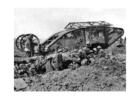 Foto Britse tank