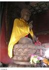Foto Buddha in tempel