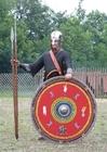Foto Romeins soldaat einde derde eeuw AC