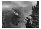 Foto Russische vlag op Reichstag