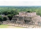 Foto Tempel der Krijgers in Chichen Itza
