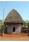 Foto Afrikaanse hut