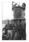 Foto bemanning U-boot U50 - Wilhelmshaven