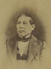 Foto Benito Juárez - circa 1868