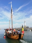 Foto's boot in haven