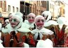Foto carnaval Gilles de Binche