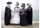 Foto carnaval in Venetie