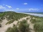 Foto duinen zee kust 1