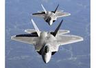 Foto F-22A Raptor in formatie