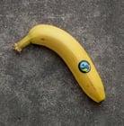 Foto fairtrade banaan