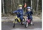 Foto fietsen