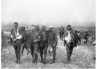 Foto gewonde Britse soldaten
