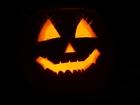 Foto Halloween pompoen