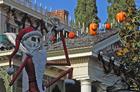 Foto Halloween versiering
