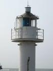 Foto havenlicht op staketsel 2