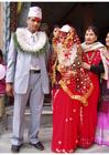 Foto Hindoe huwelijk in Nepal