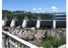 Foto hydro-elektrische  centrale