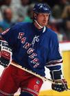 Foto ijshockey, Wayne Gretzky, New York Rangers