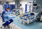 Foto Intensieve zorgen in ziekenhuis in Iran