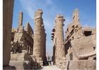 Foto Karnak tempel complex in Luxor, Egypte