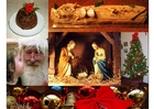 Foto kerst collage