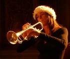 Foto kerstmuziek