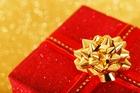 Foto Kerst cadeau