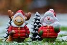 Foto kersttafereel
