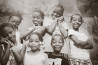 Foto kinderen