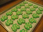 Foto koekjes voor St. Patrick's Day