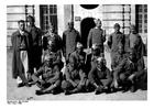 Foto koloniale krijgsgevangenen in Frankrijk